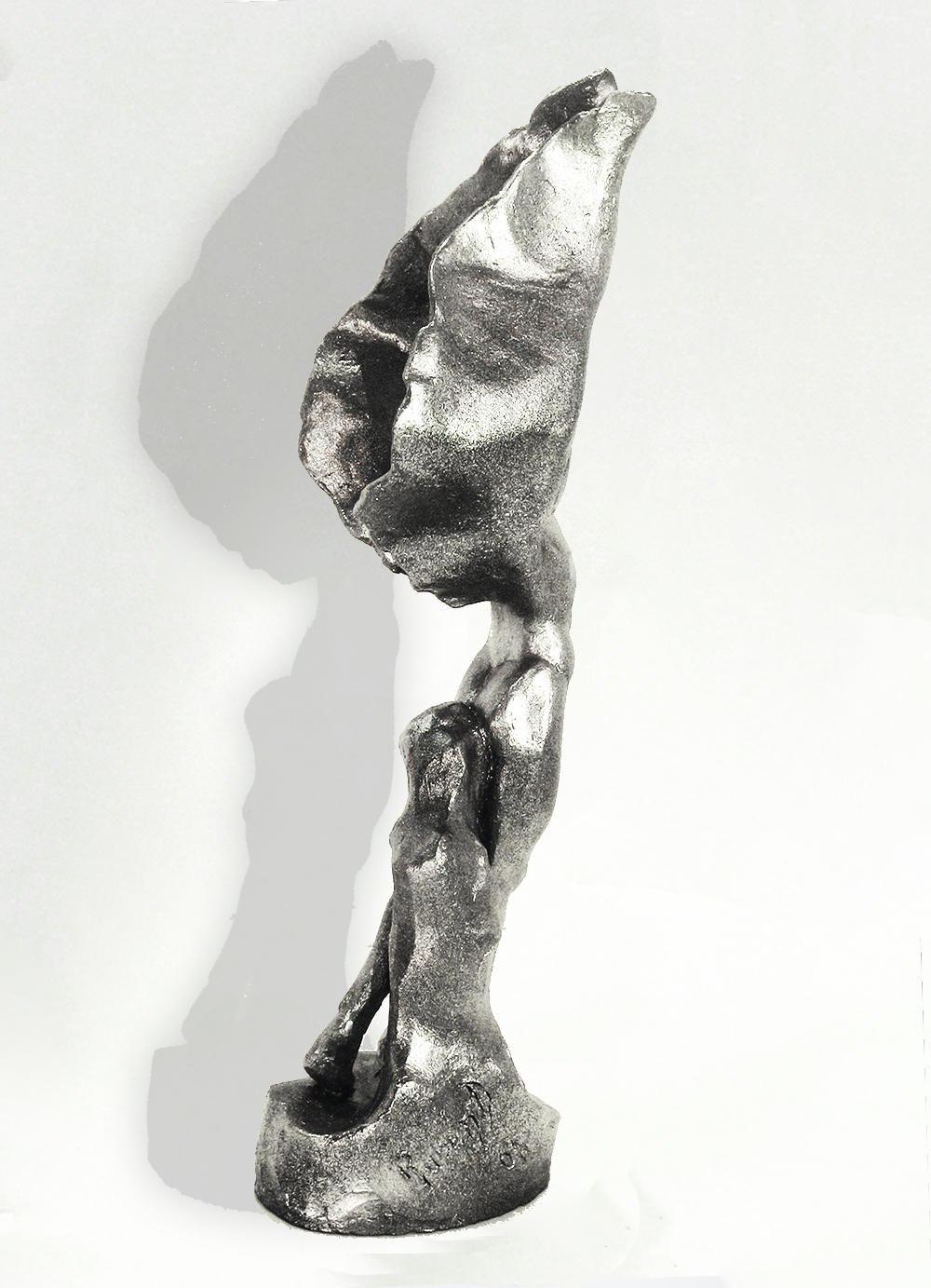 Escultura-Arcangel-C-Figurativo-Realista-RD.Escultor
