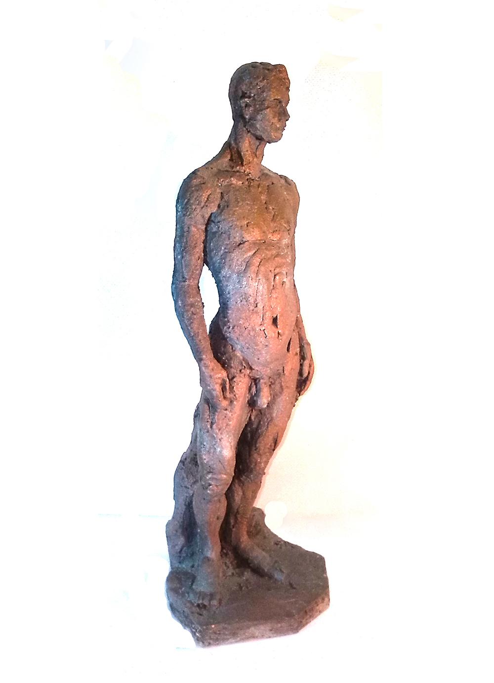 Escultura-Masculina-A-Figurativo-Realista-RD.Escultor