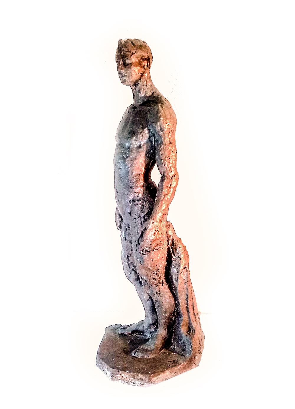 Escultura-Masculina-B-Figurativo-Realista-RD.Escultor