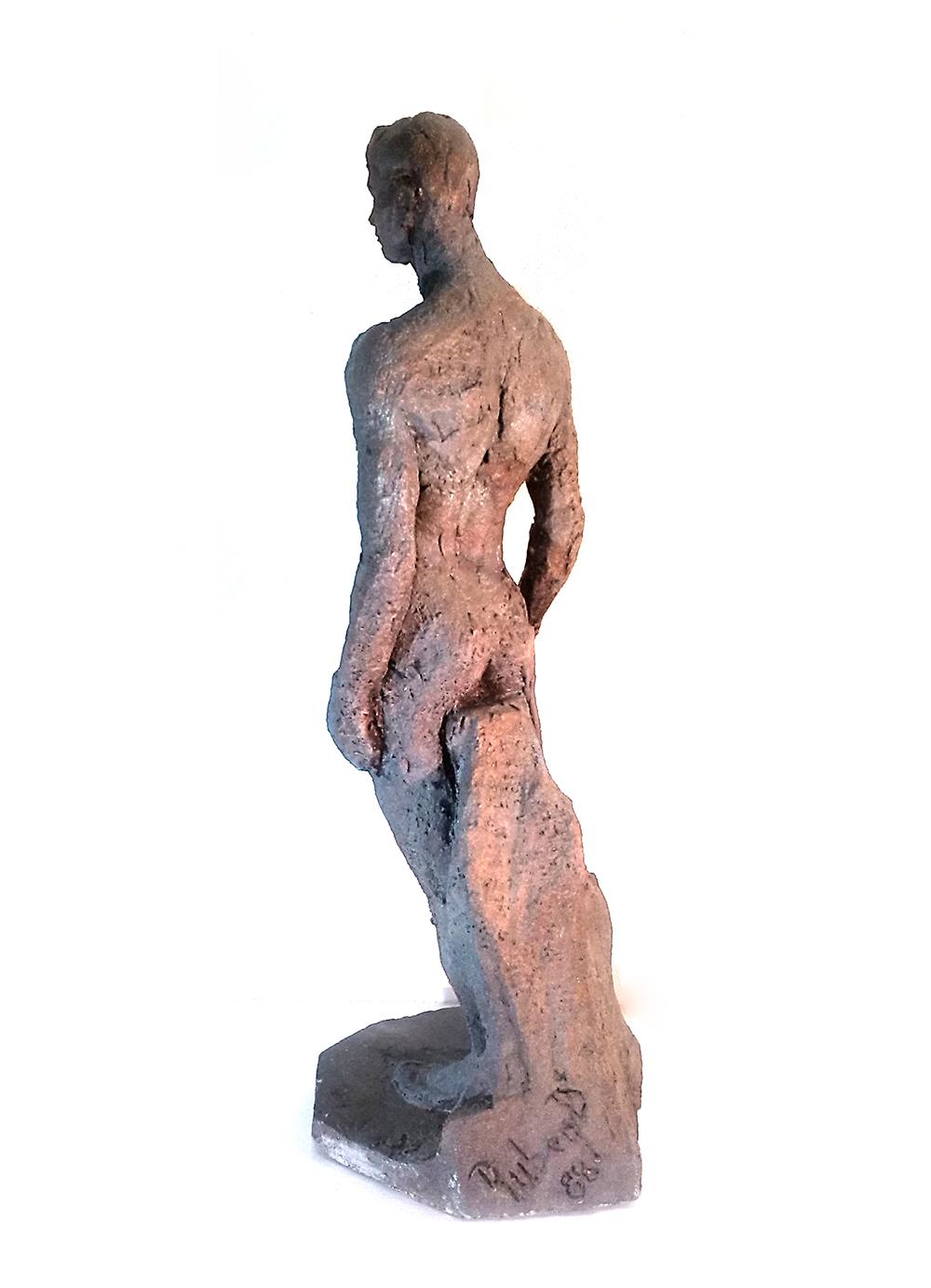 Escultura-Masculina-C-Figurativo-Realista-RD.Escultor