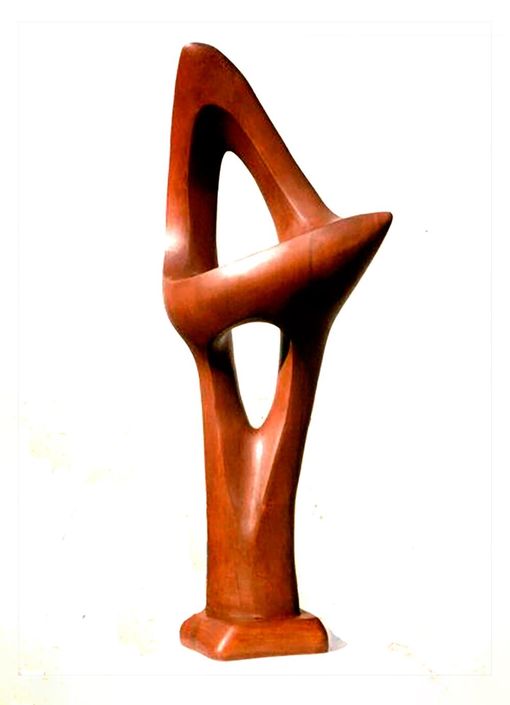 Escultura-Maternidad-Figurativo-Abstracto-RD.Escultor