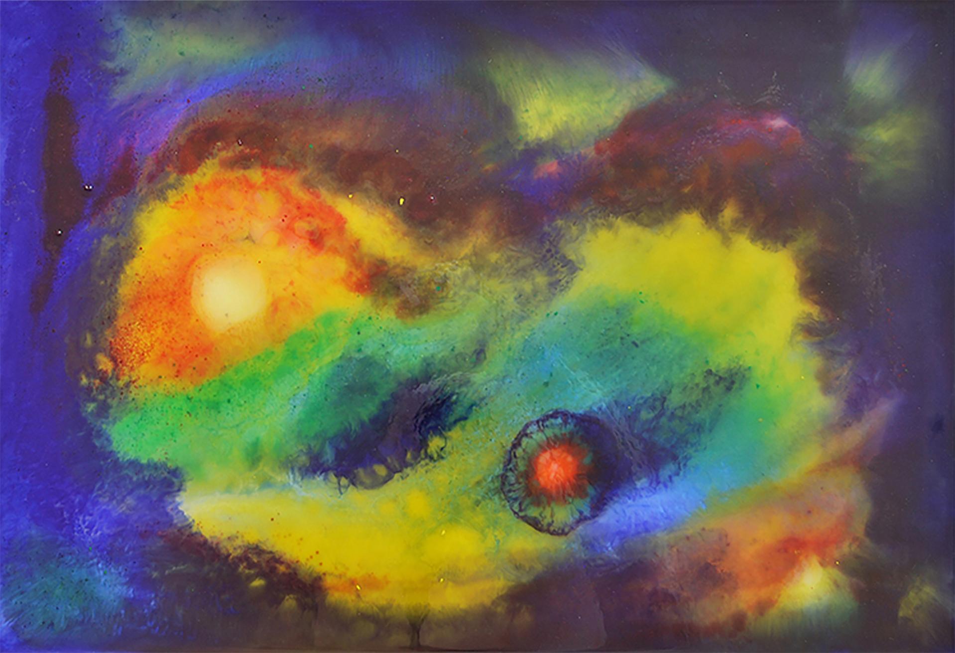Galaxia 11-RD-Escultor